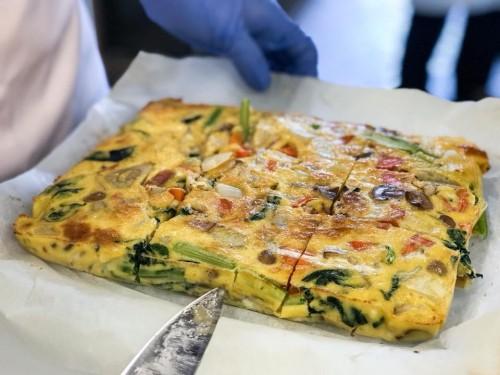 兵庫県 根菜ゴロゴロオムレツ